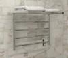 Radiant Polished Shelf Heated Towel Warmer 23.625 x 19.125 x 14 (RSHP)