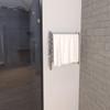 Radiant Polished Small Heated Towel Warmer 20.375 x 21.25 (RWHS-SP)
