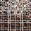 "City Lights - Monte Carlo Mesh Mounted Mosaic 1/2"" x 1/2"" On 11-1/2"" x 11-1/2"" Sheet"