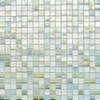 """City Lights - St. Moritz Paper Face Mosaic 1/2"""" x 1/2"""" On 11-1/2"""" x 11-1/2"""" Sheet"""