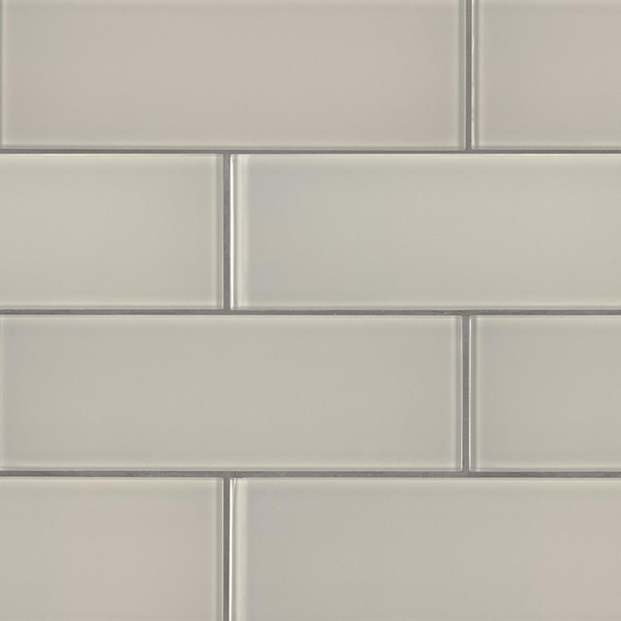 - Snowcap White Subway Tile 3x9 - Tiles Direct Store