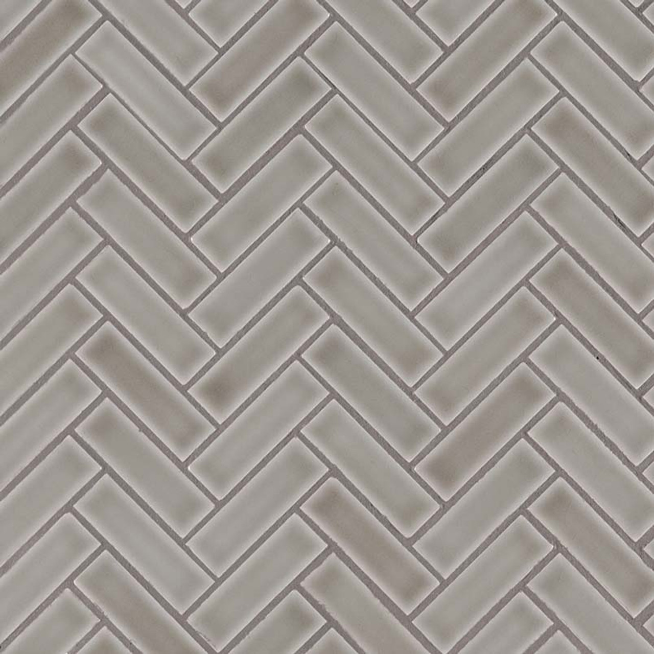- Highland Park Dove Gray Herringbone Mosaic - Tiles Direct Store