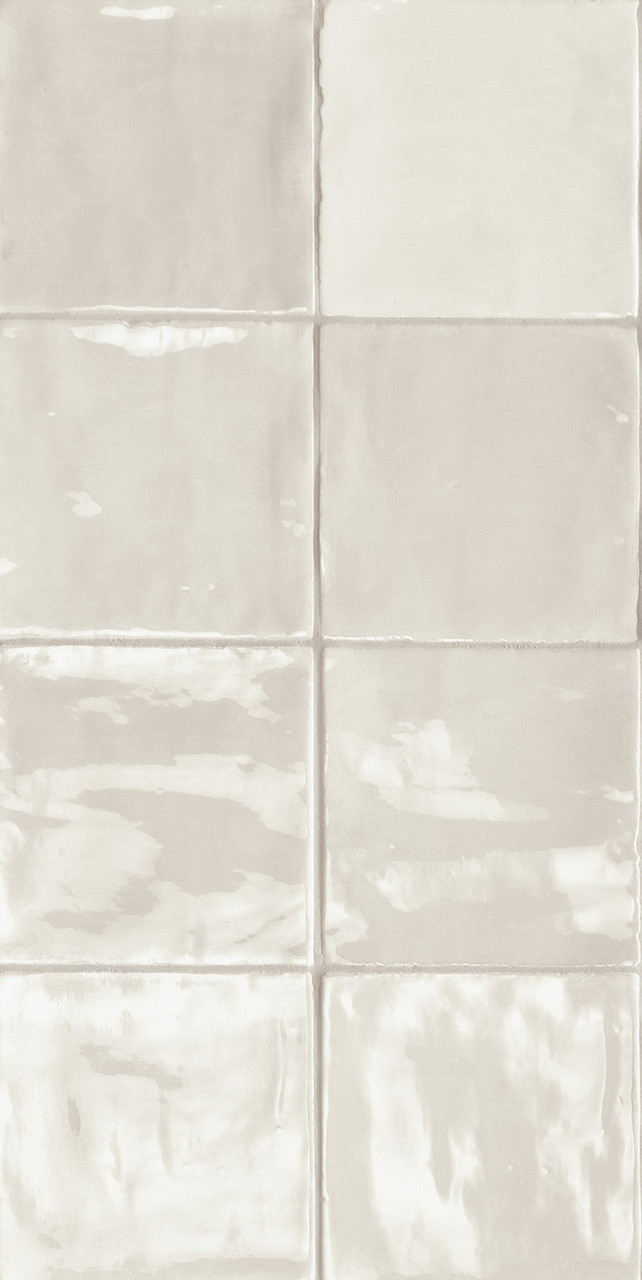 - Tsquare Pure Linen Glossy Ceramic 6x6 Wall Tile - Tiles Direct Store