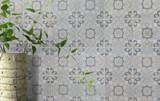 Tile in Full Bloom