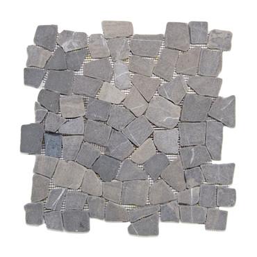 Mosaics Grey Marble 12x12