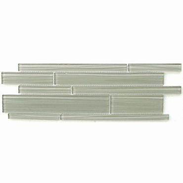 Spirited Taupe Wave Glass Random 6x18