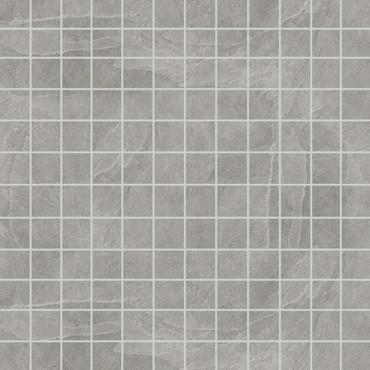 Cornerstone Slate Grey 1x1 Mosaic