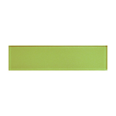 """Color Appeal Lime Green 2"""" X 8"""""""