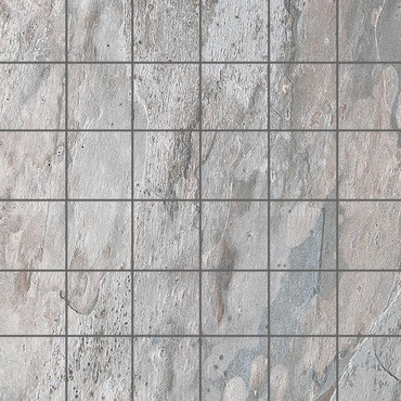 Renova Grey 2x2 Mosaic