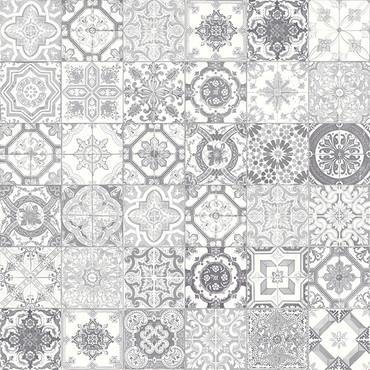 Marrakesh Grey Mix HD Matte Porcelain 8x8