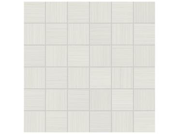 Zera Annex Bianco Porcelain Mosaics 2x2