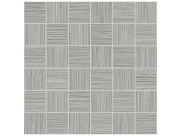 Zera Annex Silver Porcelain Mosaics 2x2