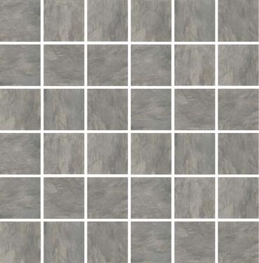 Ardoise Plomb Mosaic 2x2 on 12x12 Sheet