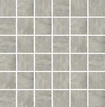 Ardoise Gris Mosaic 2x2 on 12x12 Sheet