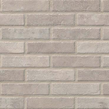 Capella Collection - Ivory Brick Matte Porcelain 2x10