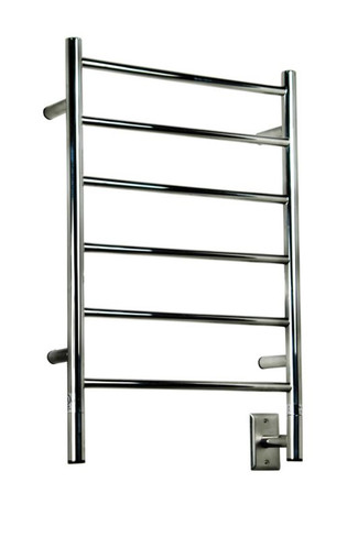 """Jeeves Collection - Model J Straight - Polished - Heated Towel Rack 20.5"""" x 31"""""""
