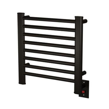 """Sirio Collection - Model S-2121 - Oil Rubbed Bronze - Heated Towel Rack 21"""" x 21"""""""