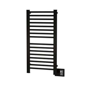 """Sirio Collection - Model S-2142 - Oil Rubbed Bronze - Heated Towel Rack 21"""" x 42"""""""