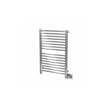 """Sirio Collection - Model S-2942 - Brushed - Heated Towel Rack 29"""" x 42"""""""