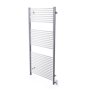 """Antus Collection - Model A2856 - Brushed - Heated Towel Rack 28"""" x 56"""""""