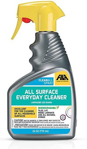 FILA Cleaners - Cleanall All Surface Everyday Cleaner 24oz. Spray Bottle (FCU44750212)
