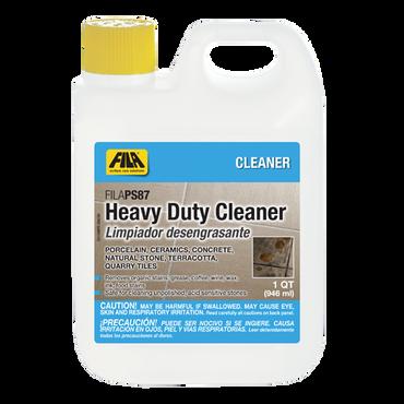 FILA Cleaners - PS87 Heavy Duty Cleaner - 1 Quart
