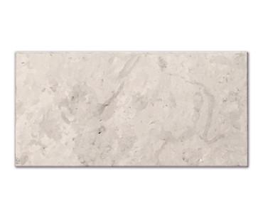 "Limestone Collection - Thala Grey Honed Stone Tile 6"" x 12"""