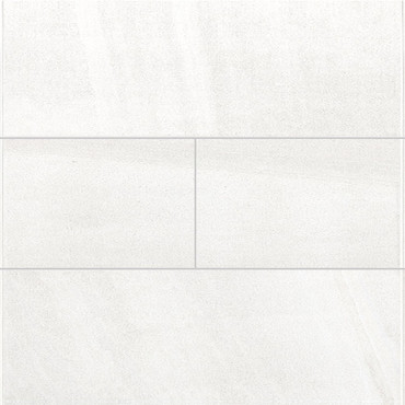 Sands Collection - White Sand Natural Rectified Porcelain 4x12