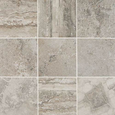 Exquisite Collection - Silverstone Porcelain 18x18