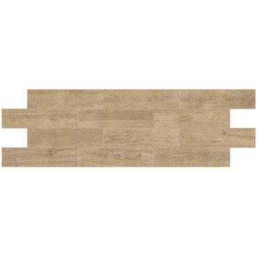 Gaineswood Collection - Hickory Porcelain 6x24