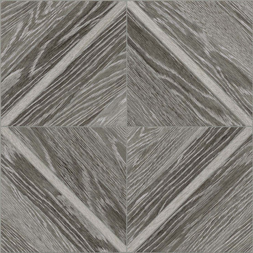 Aspen Grey Ridge 16x16 Marquetry Mosaic