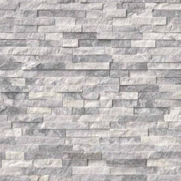 Ledger Panel Alaska Gray Splitface Panel 6x24 (LPNLMALAGRY624)