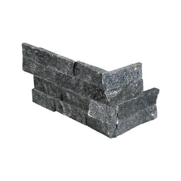 "Ledger Panel Coal Canyon Splitface ""L"" Corner 6x12x6 (LPNLQCOACAN618COR)"