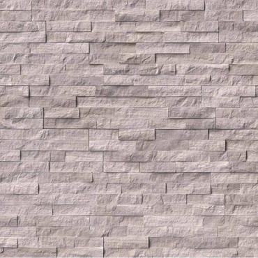 Ledger Panel Gray Oak Splitface Panel 6x24 (LPNLMGRYOAK624)