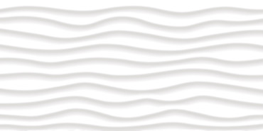 Linea Oblique 12x24 White Sculpted Glossy Rectified Wall Tile (69-984)