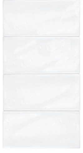Marlow Cloud Matte 3x6 Wall Tile (51-110)