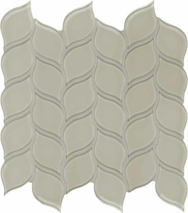 Element Earth Petal Glass Mosaics (35-133)