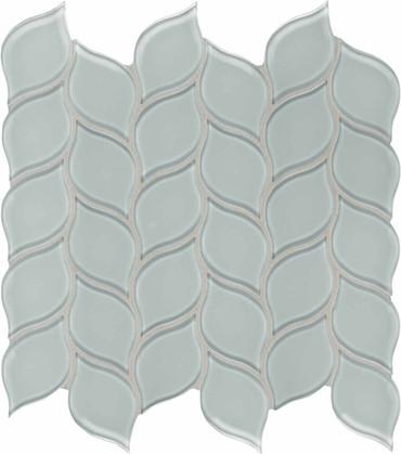 Element Cloud Petal Glass Mosaics (35-135)