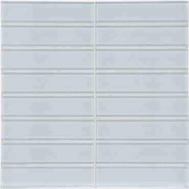 "Element Skylight Stacked Glass Mosaics 1.5"" x 6"" (35-121)"
