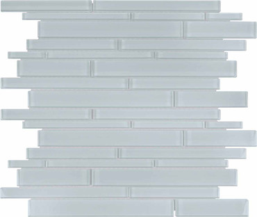 Element Skylight Random Strip Glass Mosaics (35-094)