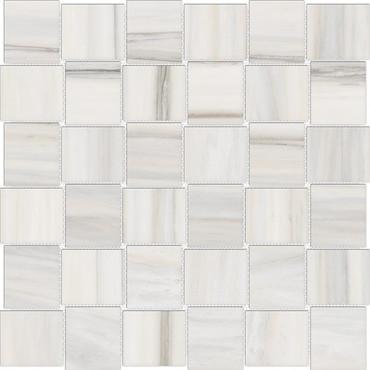 Mayfair Zebrino 2x2 HD Basketweave Porcelain Mosaics (69-961)