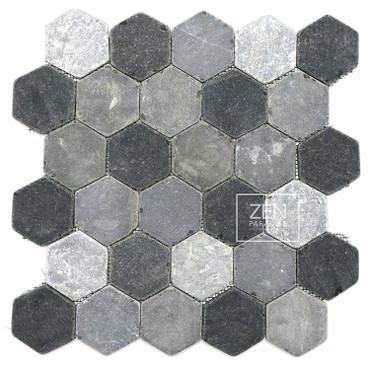 Mountain Mix Hexagon 13x13 (ZPH002)