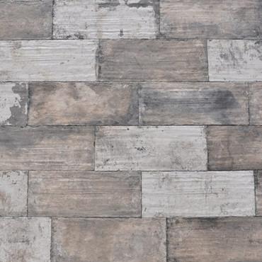Cotto Brick Blackened 6x16 (IF06X16BB)
