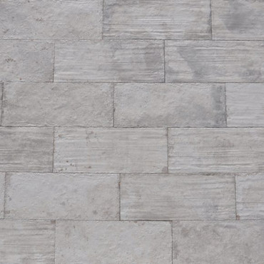 Cotto Brick White Washed 6x16 (IF06X16BW)