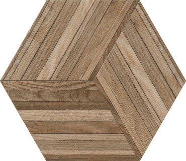 Wood Design Deck 16x19 Hexagon (SETWD1619HDE)