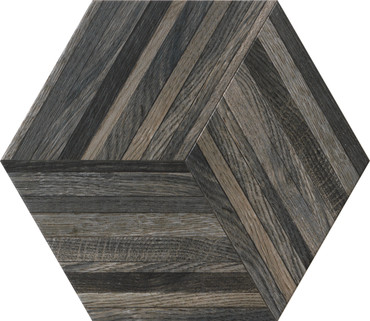 Wood Design Smoke 16x19 Hexagon (SETWD1619HSM)