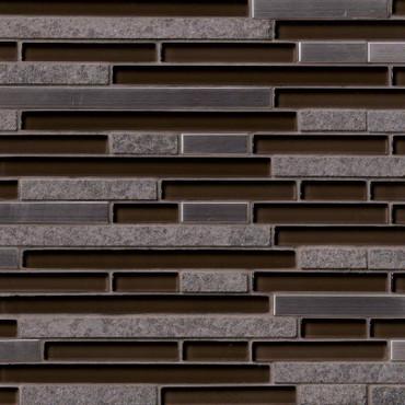 Niagra Interlocking Patterned Mosaic (SMOT-SGLSMTIL-NG8MM)