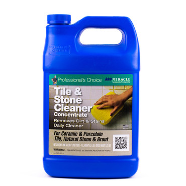Tile and Stone Cleaner Concentrate 1 Gallon (TSCGAL)