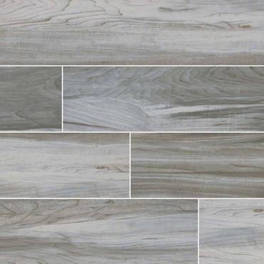 Carolina Timber White 6x24 (NCARTIMWHI6X24)