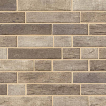 Driftwood Interlocking Patterned Mosaic (SMOT-GLSIL-DRIFT6MM)